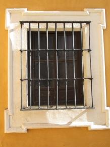 Window & Bars - Alcazar