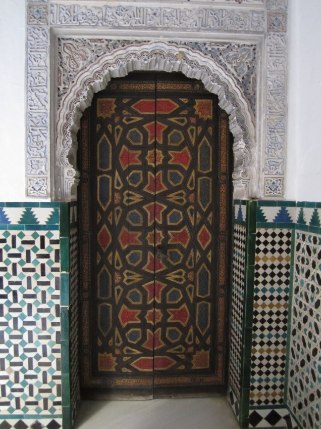 Alcazar Doorway