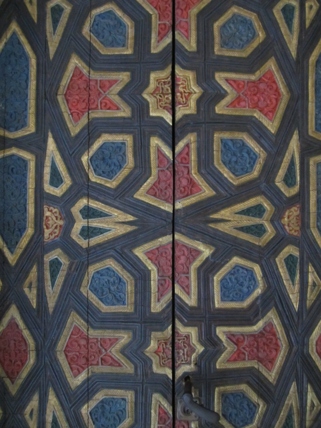 Alcazar Door Panels