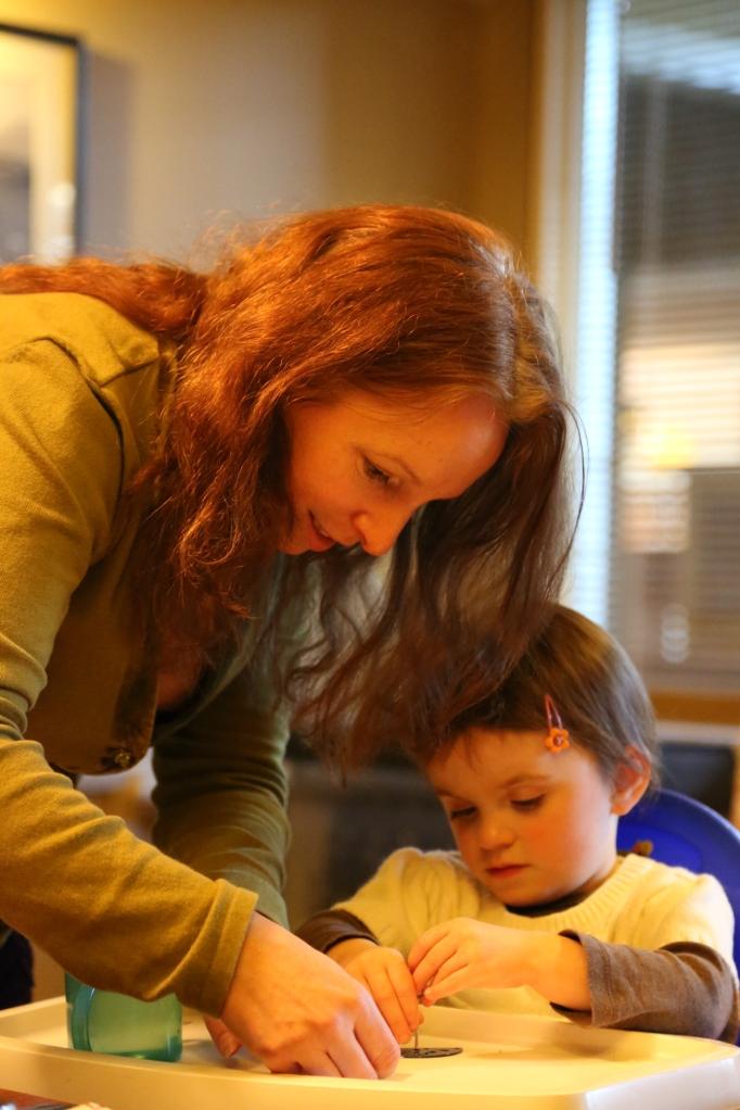 Amanda & Daughter Sophie