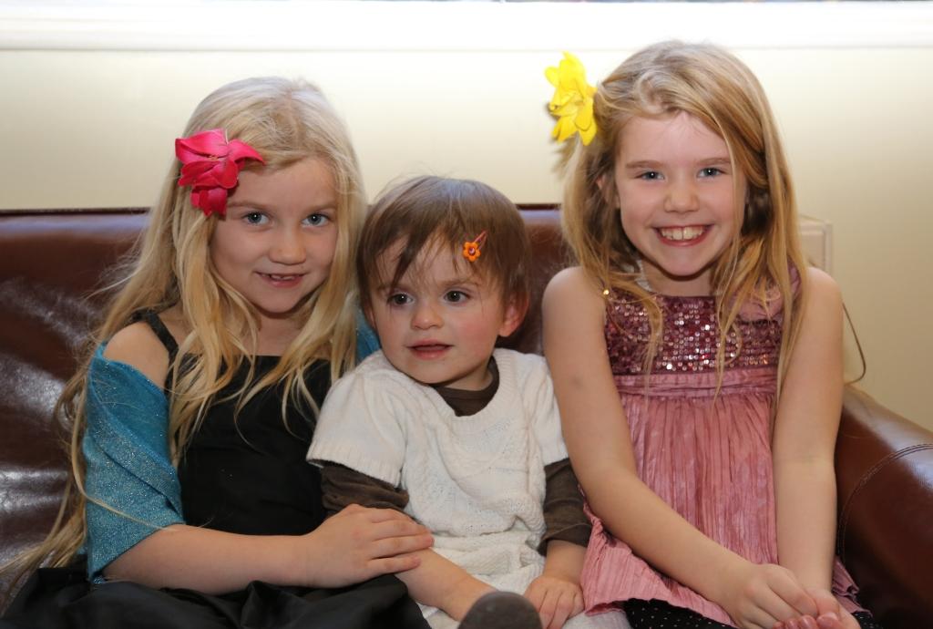Eva, Sophie & Mia
