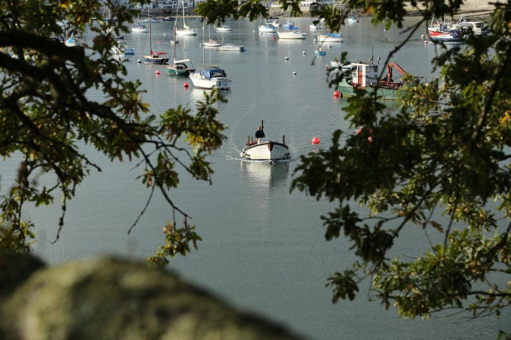 The Ferryman returns ...